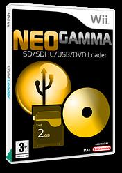 NeoGamma Launcher Homebrew cover (DNGA)