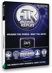 Action Replay GameCube cover (DTLX01)