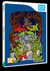 Ghost'n Goblins VC-Arcade cover (E54P)