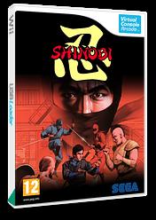 Shinobi VC-Arcade cover (E63P)