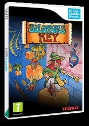 Solomon's Key VC-Arcade cover (E6NP)