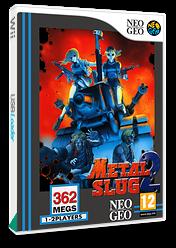 Metal Slug 2 VC-NEOGEO cover (EA2P)
