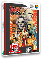 Fatal Fury Special VC-NEOGEO cover (EAWP)