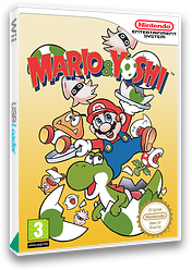 Mario & Yoshi VC-NES cover (FA7P)