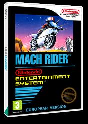 Mach Rider VC-NES cover (FBBP)