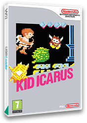 Kid Icarus VC-NES cover (FBDP)