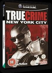 True Crime: New York City GameCube cover (G2CP52)