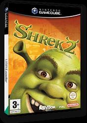 Shrek 2 GameCube cover (G3RP52)
