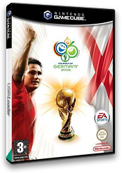 2006 FIFA World Cup GameCube cover (G6FP69)