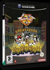 Animaniacs: The Great Edgar Hunt GameCube cover (GANP7U)