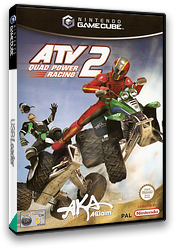 ATV Quad Power Racing 2 GameCube cover (GATP51)