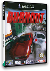 Burnout GameCube cover (GBOP51)