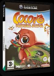 Cocoto Platform Jumper GameCube cover (GC7PNK)