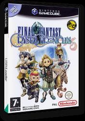 Final Fantasy Crystal Chronicles GameCube cover (GCCP01)
