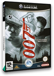 James Bond 007: Everything Or Nothing GameCube cover (GENP69)