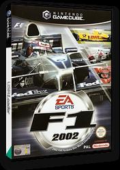 F1 2002 GameCube cover (GF2P69)