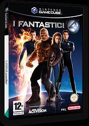 Fantastic 4 GameCube cover (GF4I52)
