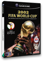 2002 FIFA World Cup GameCube cover (GFSP69)