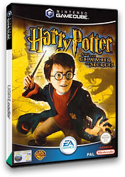 Harry Potter and the Chamber of Secrets GameCube cover (GHSY69)
