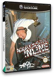 Aggressive Inline GameCube cover (GILP51)