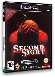 Second Sight GameCube cover (GISP36)