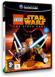 LEGO Star Wars: The Video Game GameCube cover (GL5P4F)