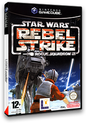 Star Wars Rogue Squadron III: Rebel Strike GameCube cover (GLRF64)