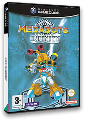 Medabots Infinity GameCube cover (GM6PE9)