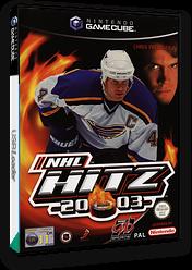 NHL Hitz 2003 GameCube cover (GN3P5D)