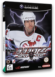 NHL Hitz 20-02 GameCube cover (GNHP5D)