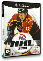 NHL 2004 GameCube cover (GNVP69)