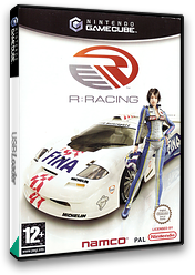 R: Racing GameCube cover (GRJP69)