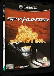 SpyHunter GameCube cover (GSHP5D)