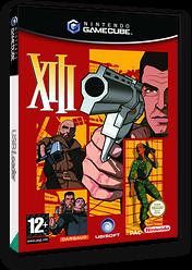 XIII GameCube cover (GX3X41)