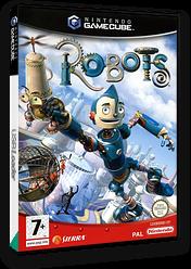 Robots GameCube cover (GZQP7D)