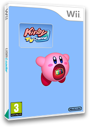 Kirby TV Channel Channel cover (HCMP)