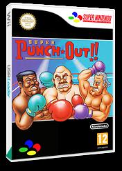 Super Punch Out!! VC-SNES cover (JCJP)