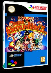Super Adventure Island II VC-SNES cover (JD8P)