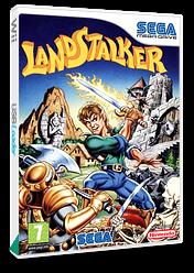 Landstalker: The Treasures of King Nole VC-MD cover (MBIP)