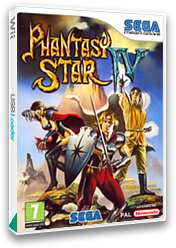 Phantasy Star IV VC-MD cover (MCKP)