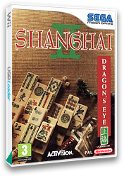 Shanghai II Dragon's Eye VC-MD cover (MCZP)
