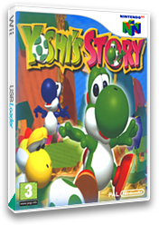 Yoshi's Story VC-N64 cover (NAHP)
