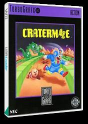 Cratermaze VC-PCE cover (PB6P)