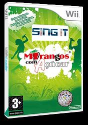 Sing IT Portugal Hits - Morangos com Açucar CUSTOM cover (PT3PSI)