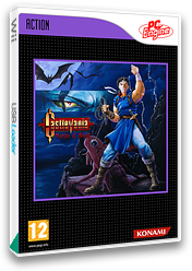 Castlevania: Rondo of Blood VC-PCE cover (QAPP)