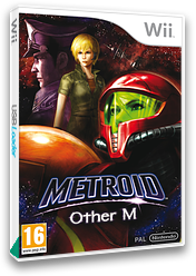 Metroid: Other M Wii cover (R3OP01)