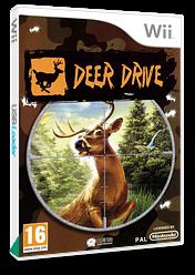 Deer Drive Wii cover (R3VPNK)
