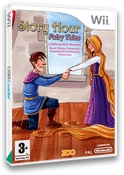 Story Hour: Fairy Tales Wii cover (R4FP7J)