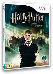 Harry Potter and the Order of the Phoenix Wii cover (R5PP69)