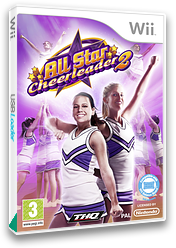 All Star Cheerleader 2 Wii cover (R5YP78)